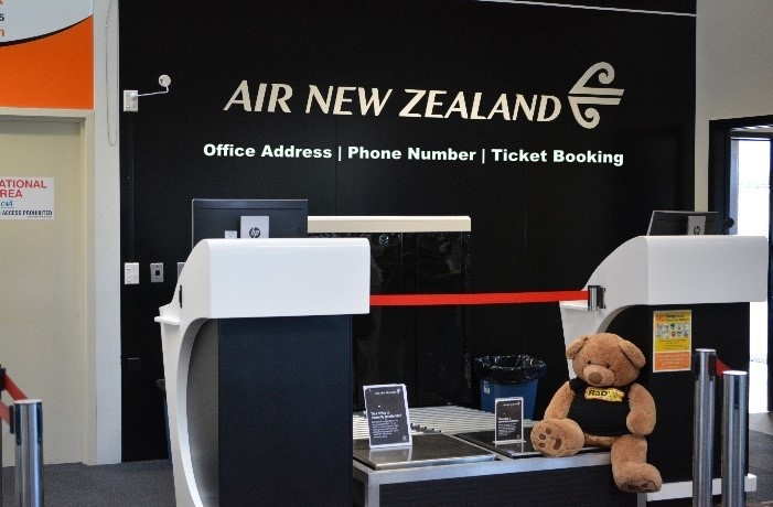 Air New Zealand Office Address   Phone Number   Ticket Booking