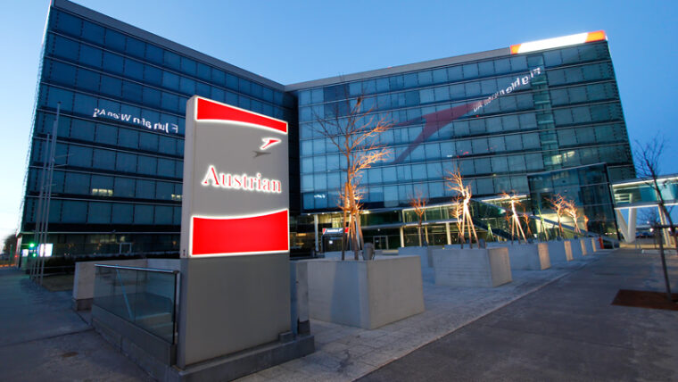 Austrian Airlines Office Address   Phone Number   Ticket Booking