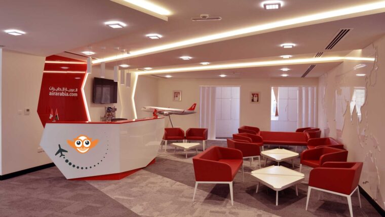 Air Arabia Office Address | Phone Number | Ticket Booking