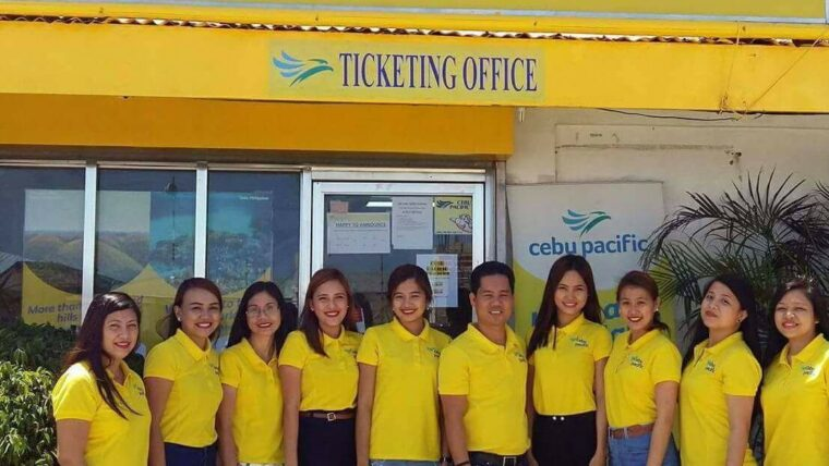 Cebu Pacific Office Address | Phone Number | Ticket Booking