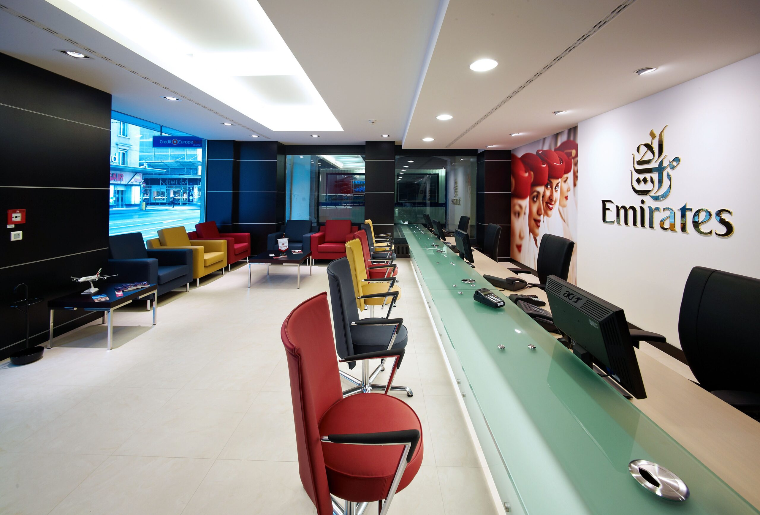 Emirates Airlines Office Address   Phone Number   Ticket Booking