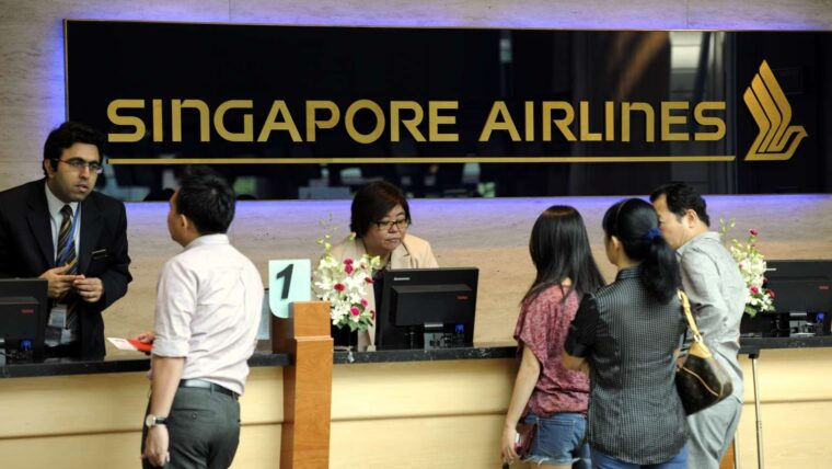 Singapore Airlines Office Address | Phone Number | Ticket Booking