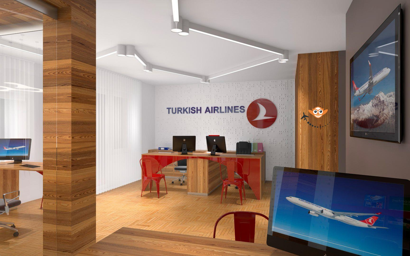 Turkish Airlines Office Address   Phone Number   Ticket Booking