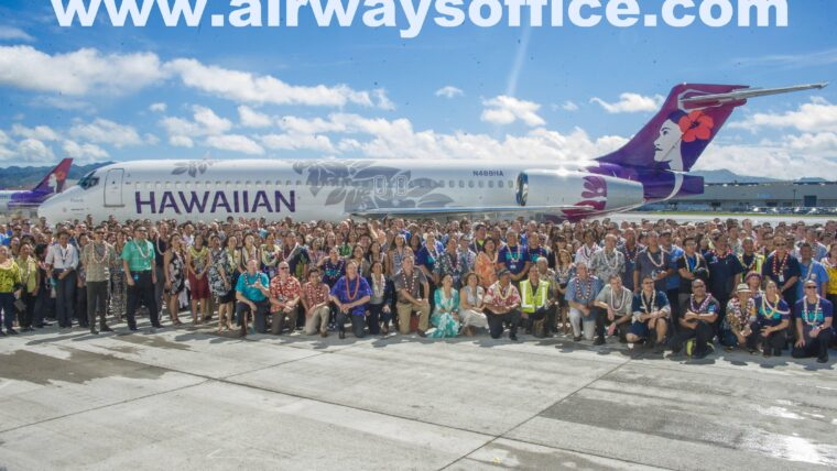 Hawaiian Airlines Address   Phone Number   Ticket Booking