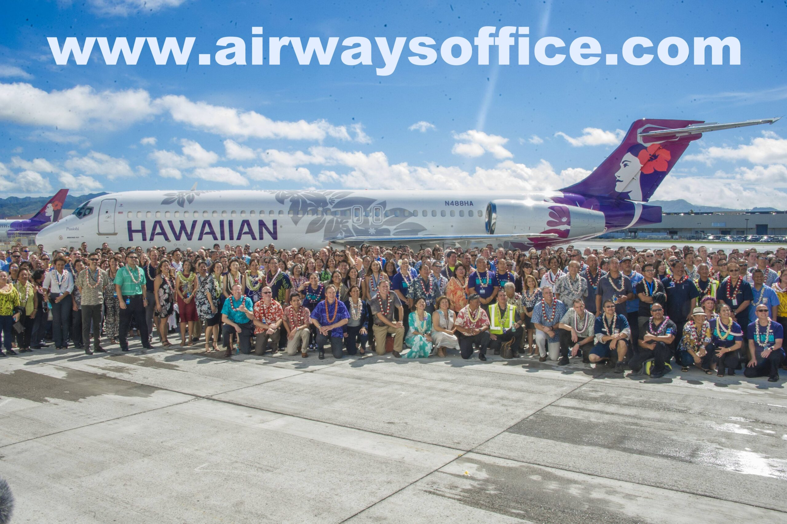 Hawaiian Airlines Address | Phone Number | Ticket Booking