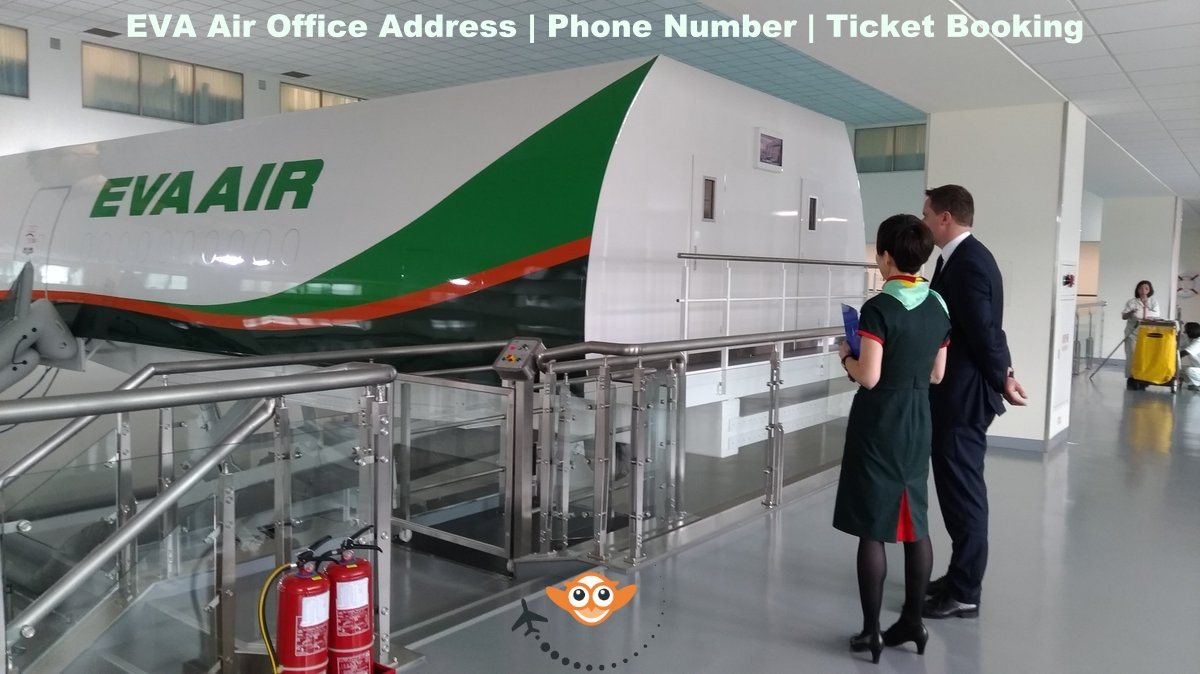 EVA Air Office Address | Phone Number | Ticket Booking