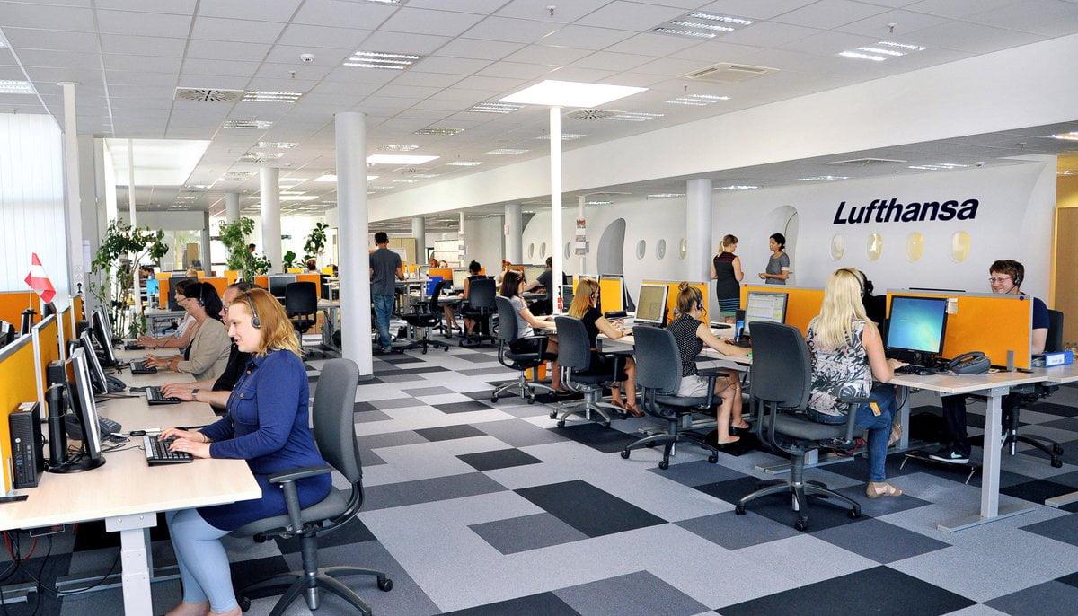 Lufthansa Office Address   Phone Number   Ticket Booking