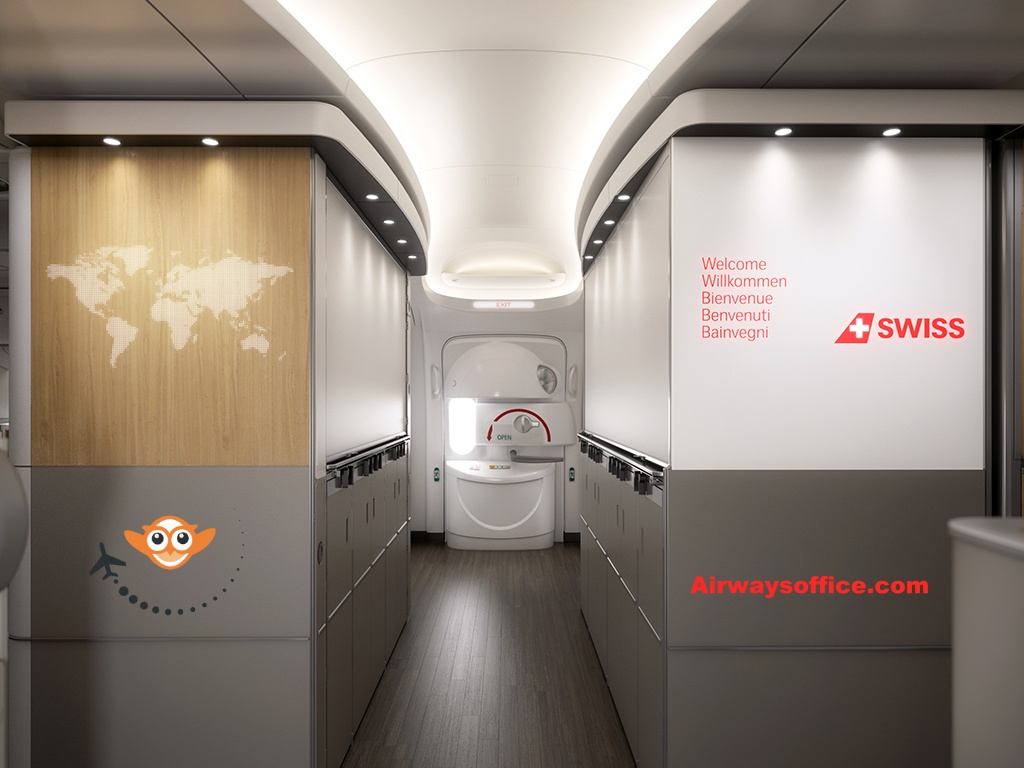Swiss International Airlines Office Address | Phone Number | Ticket Booking