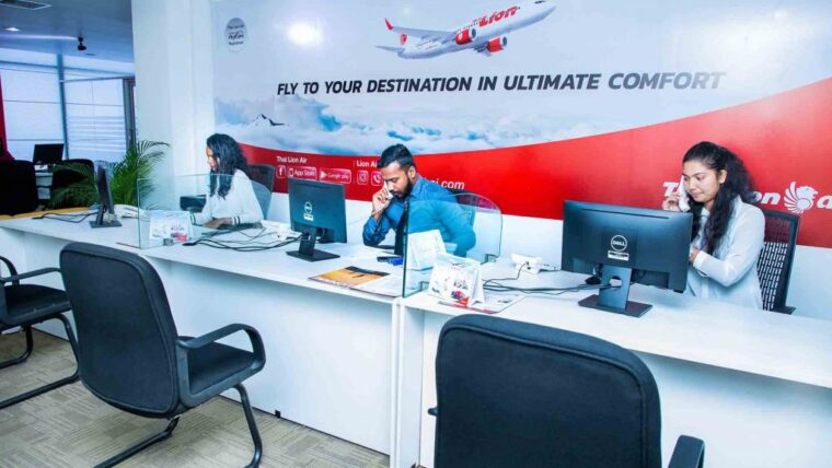 Thai Lion Air Office Address | Phone Number | Ticket Booking