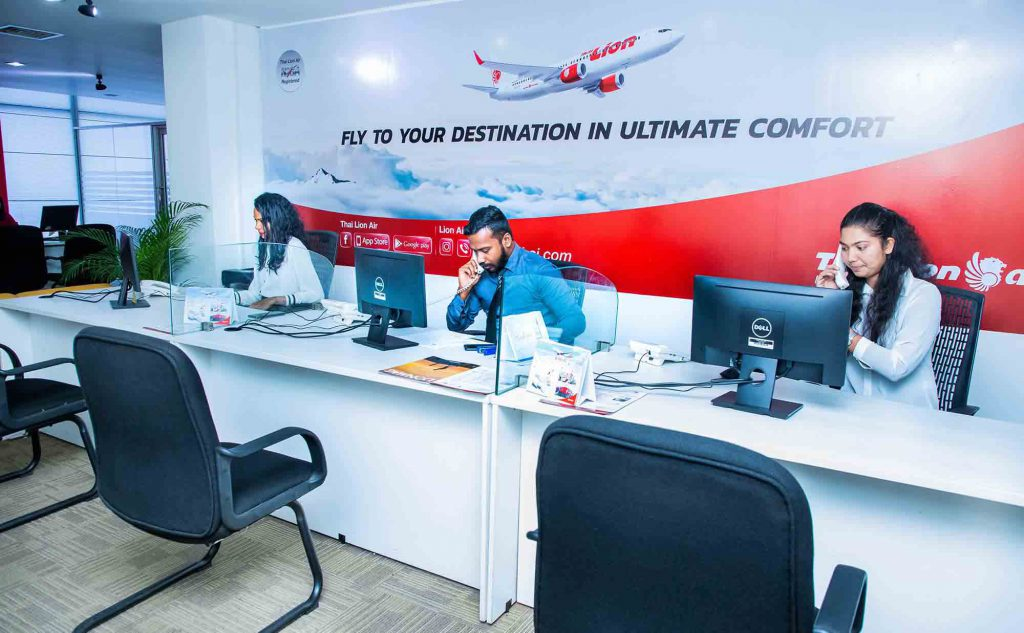 Lion Air Office Address | Phone Number | Ticket Booking