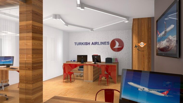 Turkish Airlines Office Address | Phone Number | Ticket Booking